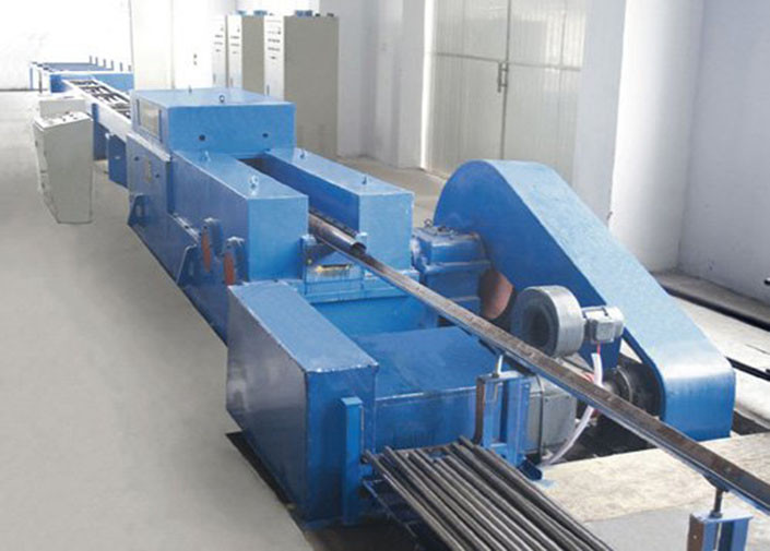 Cold Seamless Alloy Steel Continuous Rolling Mill Equipment 15m LG45 With 75KW